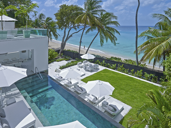 Modern property for sale in Barbados - Footprints