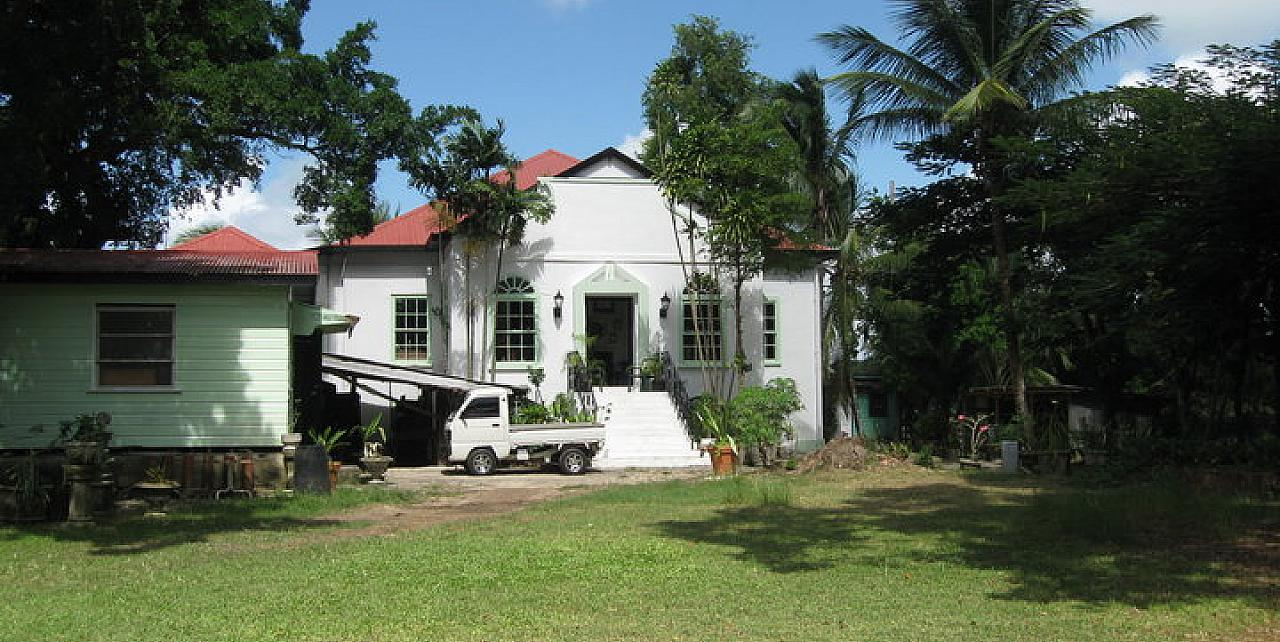Greenwich House Barbados