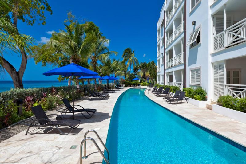 Beachfront - Waterside Penthouse 501