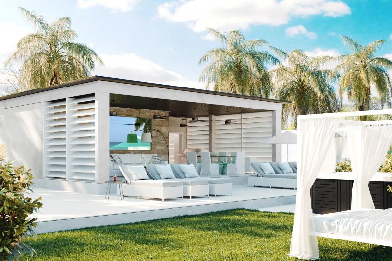 Beachfront - Reeds Bay Villa